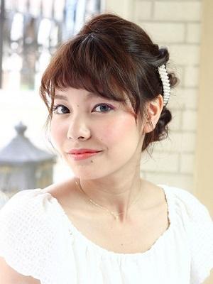 ミディアムヘア☆夏の可愛いヘアアレンジ術
