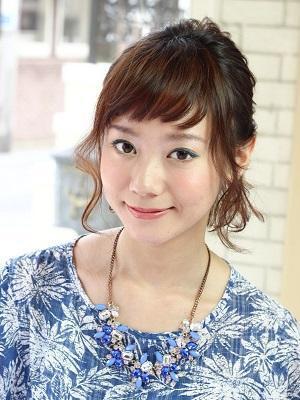 ミディアムヘア☆簡単可愛いヘアアレンジ
