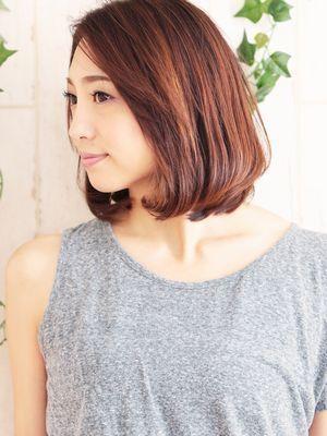 最新髪型】40代の若見えボブカタログー髪のお悩みやケア方法の